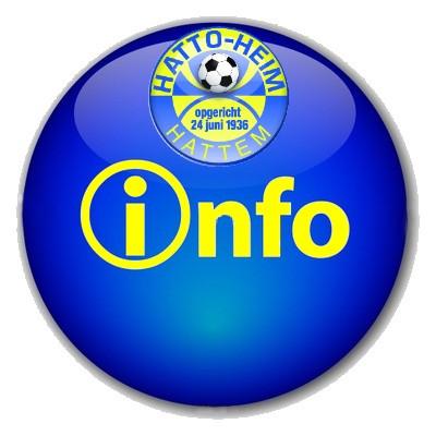 Voorlopige teamindelingen jeugd seizoen 2018/2019