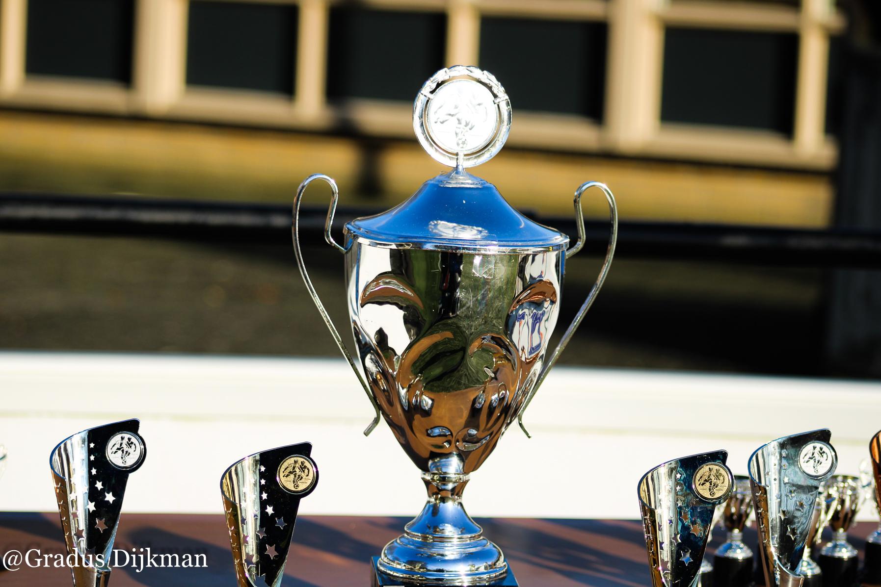 Prijsuitreiking Champions League Mini's