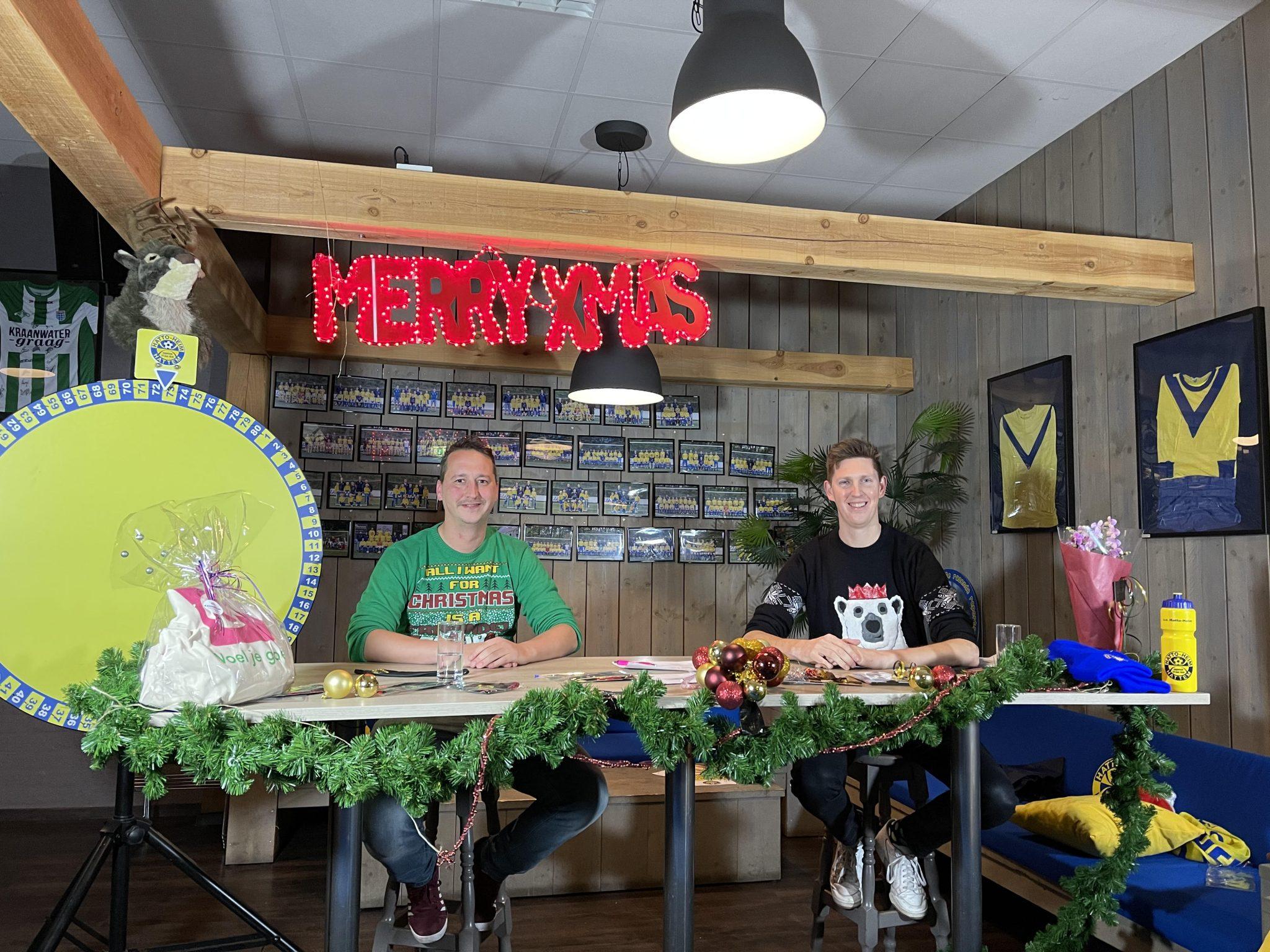 De Supportersclub van sv Hatto-Heim schenkt € 4.150,- aan de club